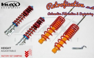 VW MK3 Golf ESTATE V-Maxx Coilover Lowering Kit (All models)