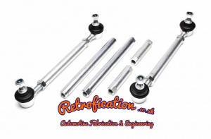 VW Caddy MK3 2K Anti roll Bar Shortened Adjustable Drop Links
