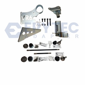 MK1 Golf VR6, 2.8 & 2.9 Engine Mounting Kit 5Sp 02A 02J with Driveshafts
