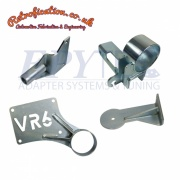 MK1 Golf VR6, 4Motion R32 Engine Mounting Kit 5Sp 02A 02J gearbox