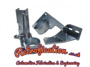 VW MK1 Golf, Jetta, Caddy & Scirocco 1.8T 20vt 02A Gearbox & Engine Mounts