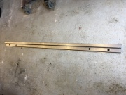 VW MK1 Caddy Pickup Bed Chassis Rail