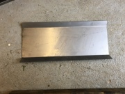 VW MK1 Caddy Pickup Inner sill filler panel