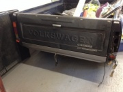 VW Caddy MK1 Pickup Roll Pan (Rollpan) Best Quality Available