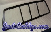 VW MK1 Caddy Pickup Rear Sliding Window ''Clear Glass'' Slider