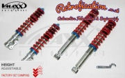VW MK2 Golf / Jetta V-Maxx Coilover Lowering Kit (All models except the Syncro)