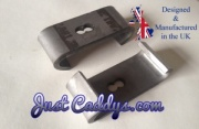 VW Caddy MK3 2K Van Life Maxi Lowering Rear Leaf Spring Saddles