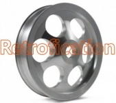 VR6 Alloy Crankshaft Pulley