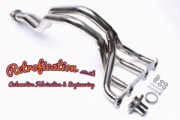 VW MK1 Golf Caddy Scirocco 8v 4-2-1 Stainless Exhaust Manifold