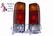 Genuine VW Caddy MK1 Rear Tail Lights (Pair)