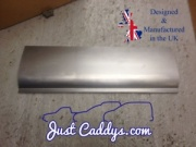 VW MK1 Caddy Pickup outer rear side valance body repair panel