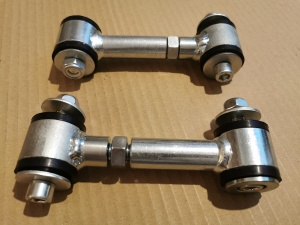 VW Audi MK4 Golf Beetle TT A3 Leon  Anti rollbar Shortened Adjustable Drop Links