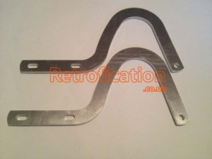 VW MK1 Golf, Scirocco, Caddy, Polo Stainless Steel Bonnet Hinges