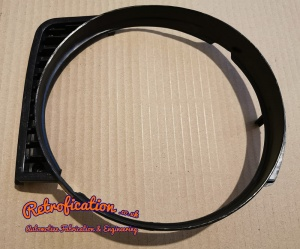 VW MK1 Golf / Caddy Right Grill / Head Light Surround 171853655