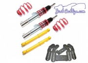 VW MK3 (2K) Caddy 2004-2010 Front & Rear Complete Lowering Coilover Kit