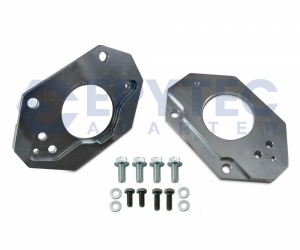VW T25 T3 to T4 Rear Disc Brake Conversion Adapters