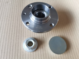 VW Polo Lupo SEAT Ibiza Rear Wheel Bearing / Hub 6X0598477