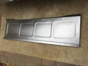 VW Caddy MK1 Pickup Rear Bulkhead Repair Panel