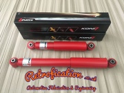 2004 on, VW Caddy MK3 2K Rear Koni Red Adjustable Dampers / Shock Absorbers